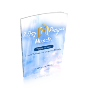 7 day prayer journal