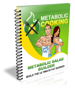 metabolic salad builder and metabolicious dressings