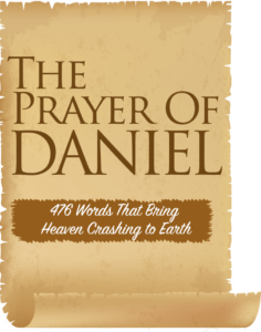the prayer of daniel